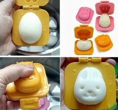 Besides eggs and rice, do you have any ideas to use this mold?