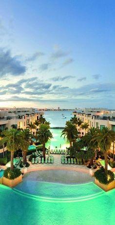 Versace Palace, Gold coast, Australië. https://www.hotelkamerveiling.nl