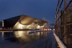 Kristiansand, Norway  Ala Architects