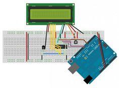 Verbinden Sie ein LCD zu einem Arduino in 6 Sekunden mit 3, nicht 6 Stiften