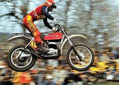 Enduro Motocross, Motocross Racing, Mx Bikes, Cool Bikes, Off Road Racing, Vintage Motocross, Dirtbikes, Motorcycle Bike, Vintage Bikes