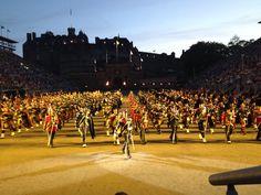 Edinburgh Tattoo 2014