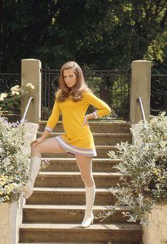 Alexandra Stewart circa late 1960s