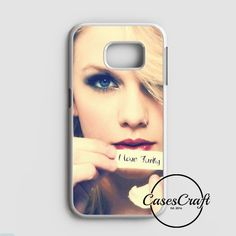 Taylor Swift Poster 1989 Cover Album Taylor Swift Singer Samsung Galaxy S7 Case | casescraft