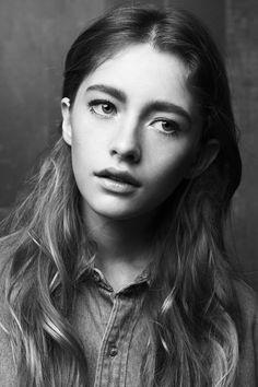 Black And White Model Blog