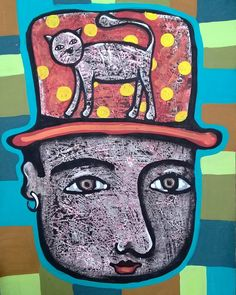 Fams Pintando! con temblor o sin temblor  #obradearte  #coyoacan #cdmx #mexico #pintura #ventadearte #artforsale #art #artista #artwork #arty #artgallery #contemporanyart #fineart #artprize #paint #artist #illustration #picture  #artsy #instaart  #instagood #gallery #masterpiece #instaartist  #artoftheday  #dibujo