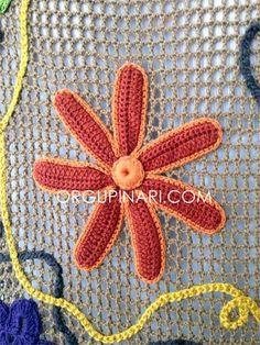 UZUN YELEK – Örgü Pınarı Crochet Motif, Easy Crochet, Crochet Stitches, Free Crochet, Crochet Top, Crochet Patterns, Crochet Jacket, Crochet Cardigan, Crochet Sweaters