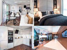 Altitude Apartments, Aldgate, London