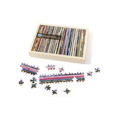 Vinyl Collection Puzzle | dotandbo.com