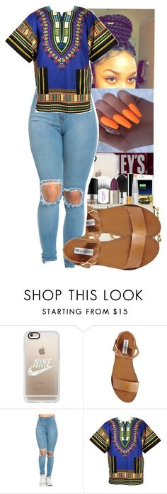 """""""In Class Bored Asf Ready For Friday"""" by jasmine1164 ❤ liked on Polyvore featuring Hershey's, Casetify and Steve Madden"""