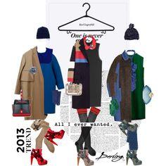 """""""Bag Trends S/S 2013 TRANSPARENT BAG"""" by vilen on Polyvore"""