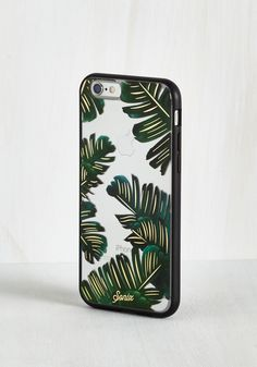 Just Leaf Me a Message iPhone 6 Case. Attach this leaf-printed iPhone case by Sonix to your cell, and your unique tastes will come in loud and clear! #green #modcloth