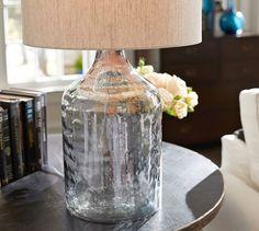 Alana Er Gl Jug Table Lamp Base