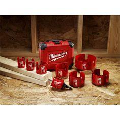 Big Hawg® Hole Cutter | Milwaukee Tool