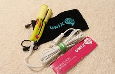 Unix Take Out mini hair iron Cute colors! Dunno where to buy :(