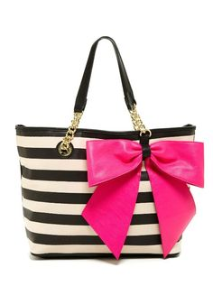 This bag is perfect for me! Betsy Johnson