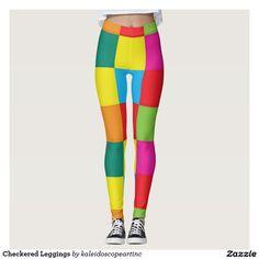 Discover Yoga leggings at Zazzle! Family Game Night, Fantasy Women, Women's Leggings, Yoga Pants, Sportswear, Active Wear, Woman Yoga, Athletic Fashion, Fashion Design