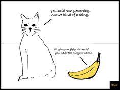 Cat and Banana episode 180.