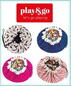 Maak kans op één van de 10 gratis Play&Go speelzakken!Welke vind jij het leukst en repin deze foto?