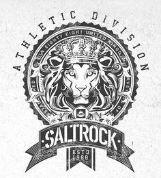 SaltRock by Neil Beech.