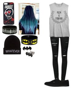 """""""My style"""" by bullying-stops-here259 ❤ liked on Polyvore featuring Frame Denim, Vans and Wet Seal"""