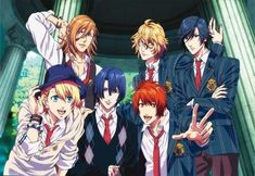 Uta no Prince-sama Season 2 has beenannounced! Description from setossweethome.wordpress.com. I searched for this on bing.com/images