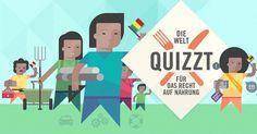 Die Welt quizzt für das Recht - das launige Onlinespiel der Welthungerhilfe.