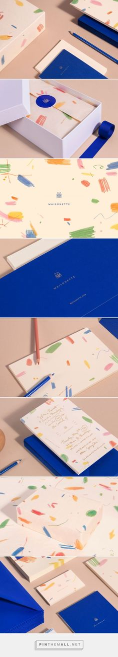 Maisonette on Behance... - a grouped images picture - Pin Them All