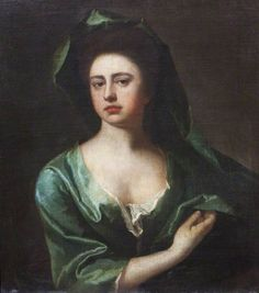 Portrait of an Unknown Lady by Michael Dahl I