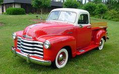 3100 Chevy Pickup