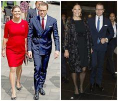 MyRoyals:  Swedish Visit to Peru, Lima, Day 1, October 19, 2015-Crown Princess Victoria and Prince Daniel