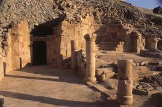 Safi - Where Lot & his daughters found refuge