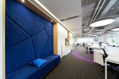 Alfa Bank office by IND Architects, Moscow   Russia office