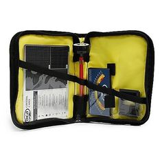Backcountry Access Snow Study Kit  DECENT FEATURES of the Backcountry Access Snow Study Kit Aluminum Crystal card Slope meter Digital thermometer 6x magnifying loupe The SPECS Weight: 11 ounces ALL CLIMBING SALES ARE FINAL.