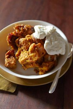 Williams & Sonoma Pecan Pumpkin Bars | Katie's Kitchen Counter