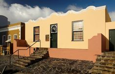 Conference Venue in Bo-Kaap History Of Islam, Cape Dutch, Building Painting, Cape Town, Lodges, Installation Art, Art Decor, Stuff To Do, New Homes