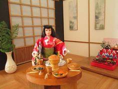 The One Sixth Scale Dollhouse: Happy Hinamatsuri!