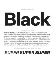 367 Best typefaces images in 2019 | Fonts, Typography, Design