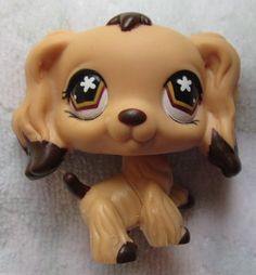 lps cocker spaniel | FREE: Littlest Pet Shop COCKER SPANIEL dog toy