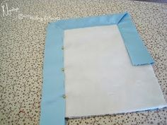 How to Sew on Satin Blanket Binding