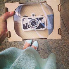 #Leporelo+  #designshop  #design  #lomography  #camera