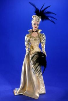 MGM Golden Hollywood Barbie® Doll   The Barbie Collection
