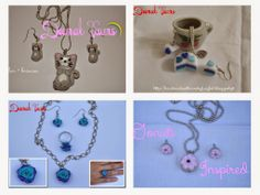 Deemak Twins: Jewelry Set