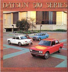 Meep. (1970 Datsun 510)