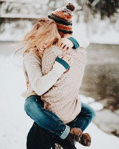 Uploaded by find images and videos about love, couple and winter on we heart it - the app to get lost in what you love. Photo Couple, Love Couple, Couple Shoot, Couple Goals, Sweet Couple, Hugs, Just Love, True Love, Outfits Tipps