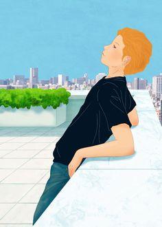 Sai Tamiya #illustration #イラストレーション
