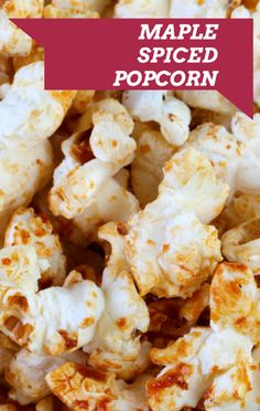 Clinton Kelly made dishes from leftovers, including a Maple Spiced Popcorn recipe. http://www.foodus.com/chew-maple-spiced-popcorn-balsamic-berry-fizz-recipe/