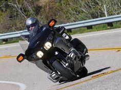 Honda Goldwing Motorcycle