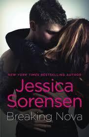 Breaking Nova by Jessica Sorensen