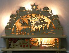Расскажу сегодня о красивой немецкой предрождественской традиции. В Европе окна домов перед рождеством часто украшают светильниками. В некоторых районах Германии эти светильники особенно красивы. Вот что я про них прочитала: Называется такой немецкий светильник Schwibbogen . Этот деревянный… Wood Crafts, Christmas Crafts, Christmas Decorations, Christmas Ornaments, Holiday Decor, Christmas Cookies, Paper Crafts, German Christmas, Christmas Diy